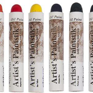 Set of 12 Paintstiks