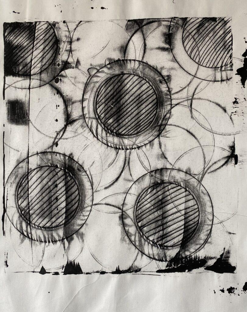 black circles 1